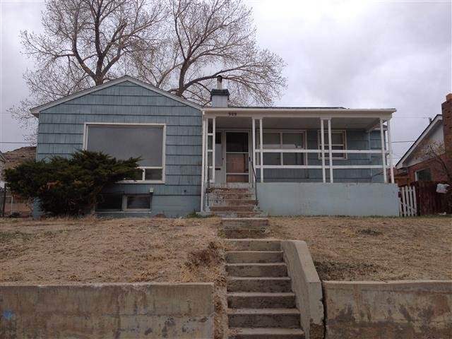 house for rent in 909 high street rawlins wy