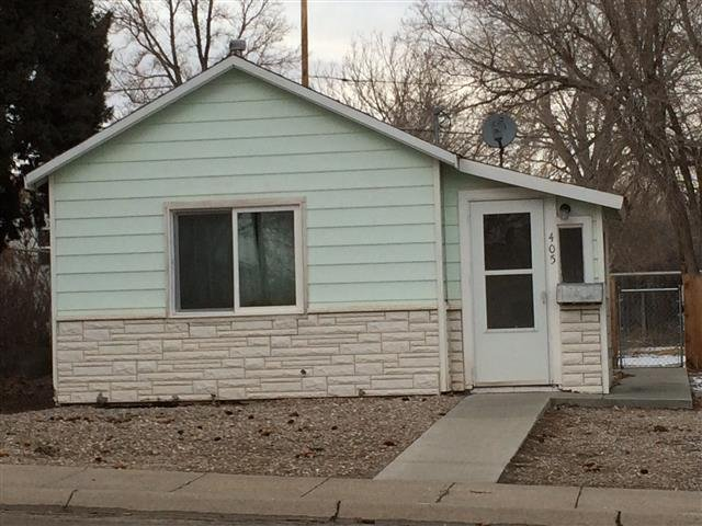 house for rent in 405 e daley street rawlins wy